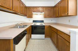 Eine Küche sollte gut geplant werden.