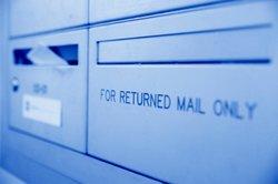 Briefkästen werden manchmal als Mülleimer missbraucht.