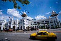 Der alte Teil von Kuala Lumpur ist genauso sehenswert wie der neue.