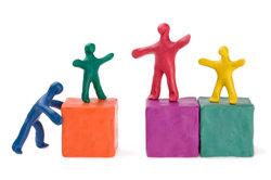 Familien können unterschiedlich gebildet werden.