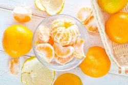 Vitamin C im Obst stärkt das Immunsystem.