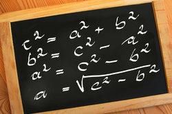 Mathe und andere Fähigkeiten in der Bank