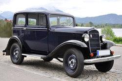 Dieser Opel lief noch ohne Steuergerät.