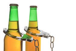 In Bezug auf Alkohol herrschen in den USA strenge Gesetze.