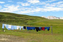Beim Waschen gibt es einigs zu beachten.