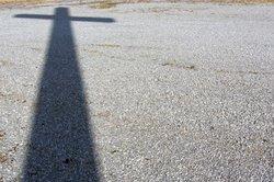 Schatten sind als zentrische Streckung darstellbar.