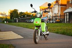 Mofa, Moped oder Motorrad, das ist hier die Frage.
