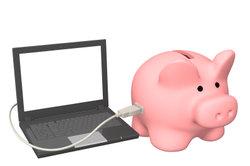 Onlinebanking geht schnell und einfach.