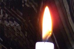 Wie viel Lux hat Kerzenlicht?