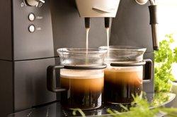Kaffeegenuss aus einer kalkfreien Maschine