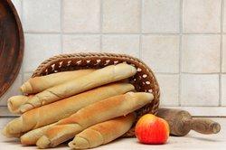 Nichts geht über frisches Brot.