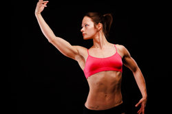 Nicht immer kann man sehen, wie trainiert Muskeln sind.