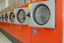 Waschmaschinen werden mit Reihenschlussmotoren betrieben.