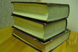 Bücher können Sie einfach in wenigen Sätzen vorstellen.