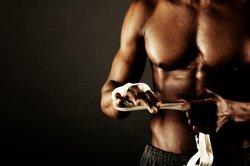 Bei jeder Muskelkontraktion wird ATP verbraucht.