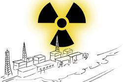Szintillationsschirme machen Radioaktivität sichtbar.