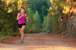 Ausdauersport ist ideal für die Fettverbrennung.