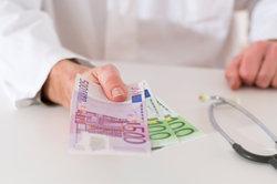 Ein Stipendium sichert Sie finanziell für einen bestimmten Zeitraum ab.