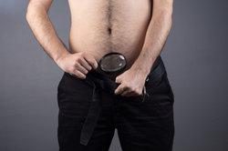 Was genau passiert, wenn Männer eine Erektion bekommen?