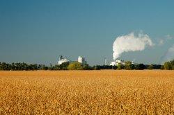 USA ist führend bei der Produktion von Ethanol aus Mais.