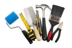 Gutes Werkzeug lohnt sich für jeden Heimwerker.