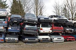 Das Ende ist einem jeden Fahrzeug vorbestimmt.