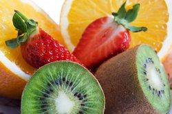 Obst bietet viele Vitalstoffe.