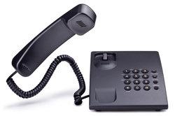 Die Art eines Telefonanschlusses lässt sich leicht erkennen.