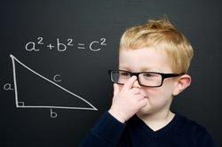 Das rechtwinklige Dreieck mathematisch analysiert