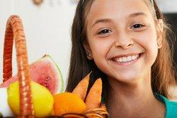 Abwechslungsreich essen ist gesund.