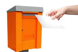 Ein Adresszusatz hilft dabei, dass der Brief dem richtigen Empfänger zugestellt wird.
