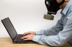 Eine defekte Tastatur kann zum Verrückwerden sein.