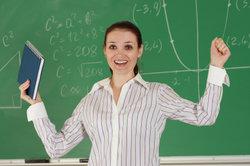 Eine quadratische Funktion kann keine, eine oder zwei Nullstellen besitzen.
