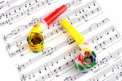 Ob etwas als Geräusch oder Klang wahrgenommen wird, ist oft unterschiedlich.