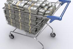 Ein Blick in den Einkaufswagen: Wie groß ist die Kaufkraft?