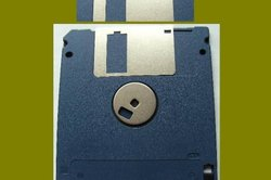 Fehlt die Kennungsadressenmarke, können Sie dennoch Ihre Daten von Disketten retten.