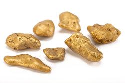 Goldnuggets gibt es nach wie vor nur in natürlicher Form.