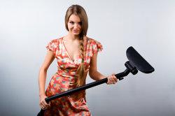 Staubsauger erleichtern die tägliche Hausarbeit.