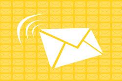 E-Mails mit dem Smartphone empfangen