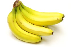 Bananen sind gesund und vitaminreich.