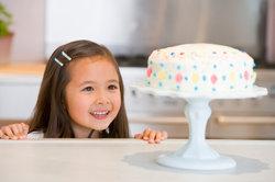 Jedes Kind wünscht sich eine besondere Geburtstags-Torte.