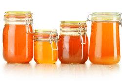Honig können Sie wieder verflüssigen.