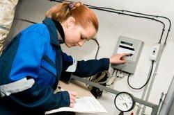 Für eine Gasheizung sollten die Leitungen vorhanden sein.