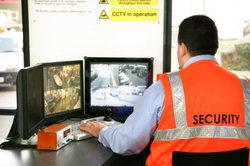 Für die Fachkraft für Schutz und Sicherheit gibt es verschiedene Einsatzgebiete.
