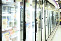 Produkte im Supermarkt werden an die Kunden angepasst.