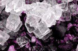 Die Schmelzwärme von Eis berechnen