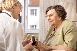 Alte Menschen gelten oft als prädisponierte Personen.