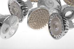 LEDs benötigen wenig Strom.