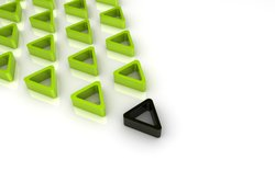 Wo liegt eigentlich der Schwerpunkt eines Dreiecks?