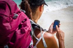 Mit GPS-Koordinaten können Sie Ihren Standort bestimmen.